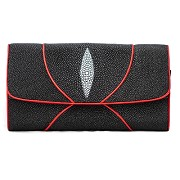 Stingray Clutch-Red Trim